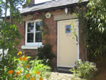 The Dairy, our one bedroomed cottage          (Click to enlarge)