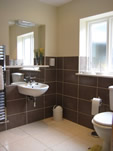 ensuite wet room with disabled facilities         (Click to enlarge)